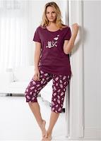 Pijama capri