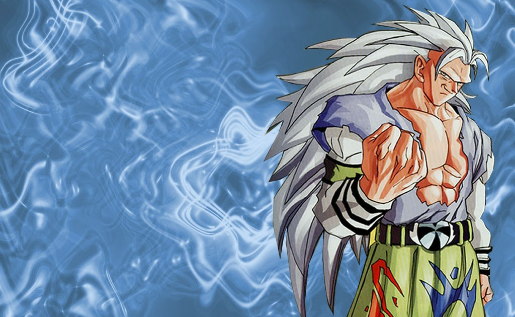 Dragon Ball Z Para Colorear Goku Super Saiyan 5: Dragon Ball Z: Goku Super Saiyan 5
