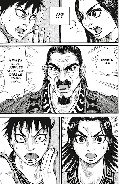 Kingdom tome 1 de Yasuhisa Hara aux éditions Meian page 31