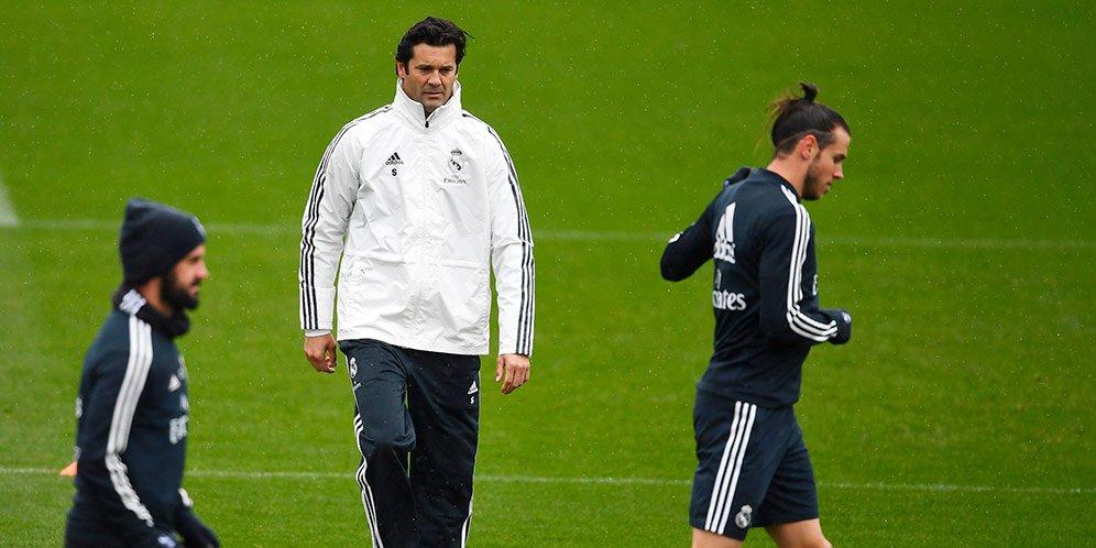 Komentar Solari Tentang Perbandingan dengan Zidane
