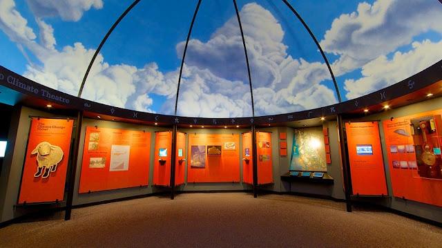 Museu Real da Colúmbia Britânica em Victoria
