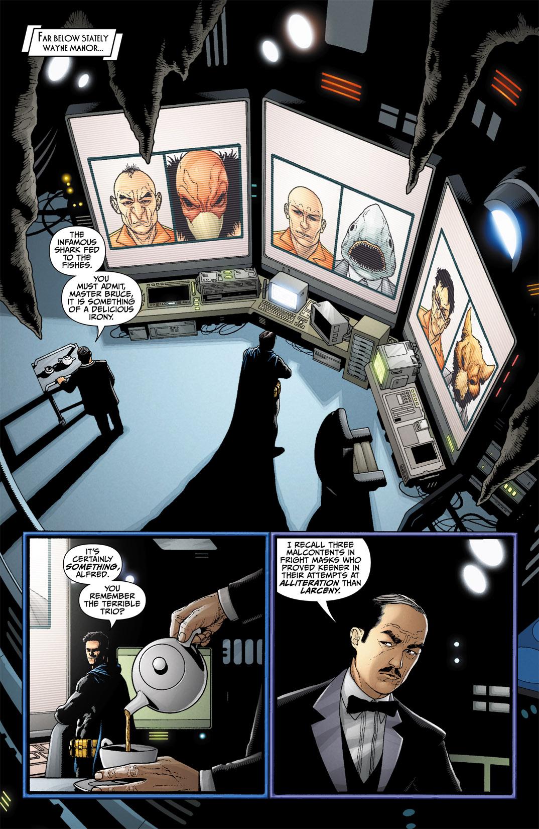 Detective Comics (1937) 832 Page 3
