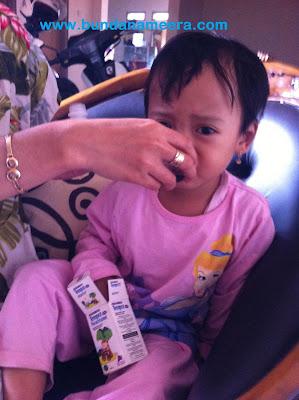 Tetap Ceria Liburan Di Rumah. Tempra Obat Penurun Panas Anak