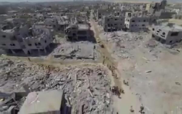 puing-puing Gaza