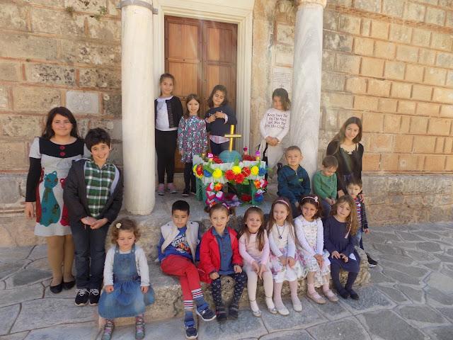 Με πλούσιες δραστηριότητες γιόρτασαν την Πασχαλιά οι μαθητές του Δον Πινέλο (βίντεο)