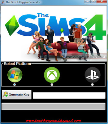 3dmgame The sims 4 crack Only