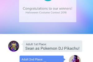 halloween costume contest winners 2 - Fraggle Rock Halloween Costumes
