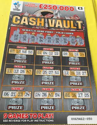£3 Cash Vault