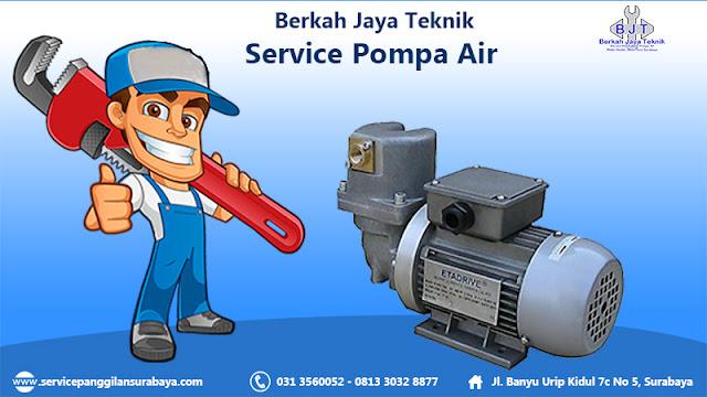 Service Pompa Air Surabaya