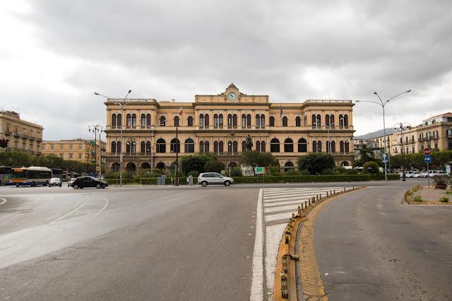 Stazione centrale-Palermo