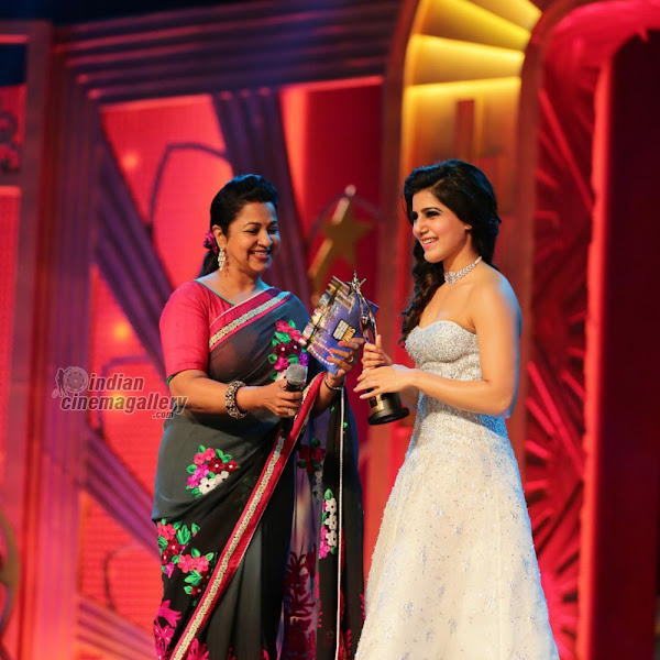 Samantha Ruth Prabhu latest photos from SIIMA 2016