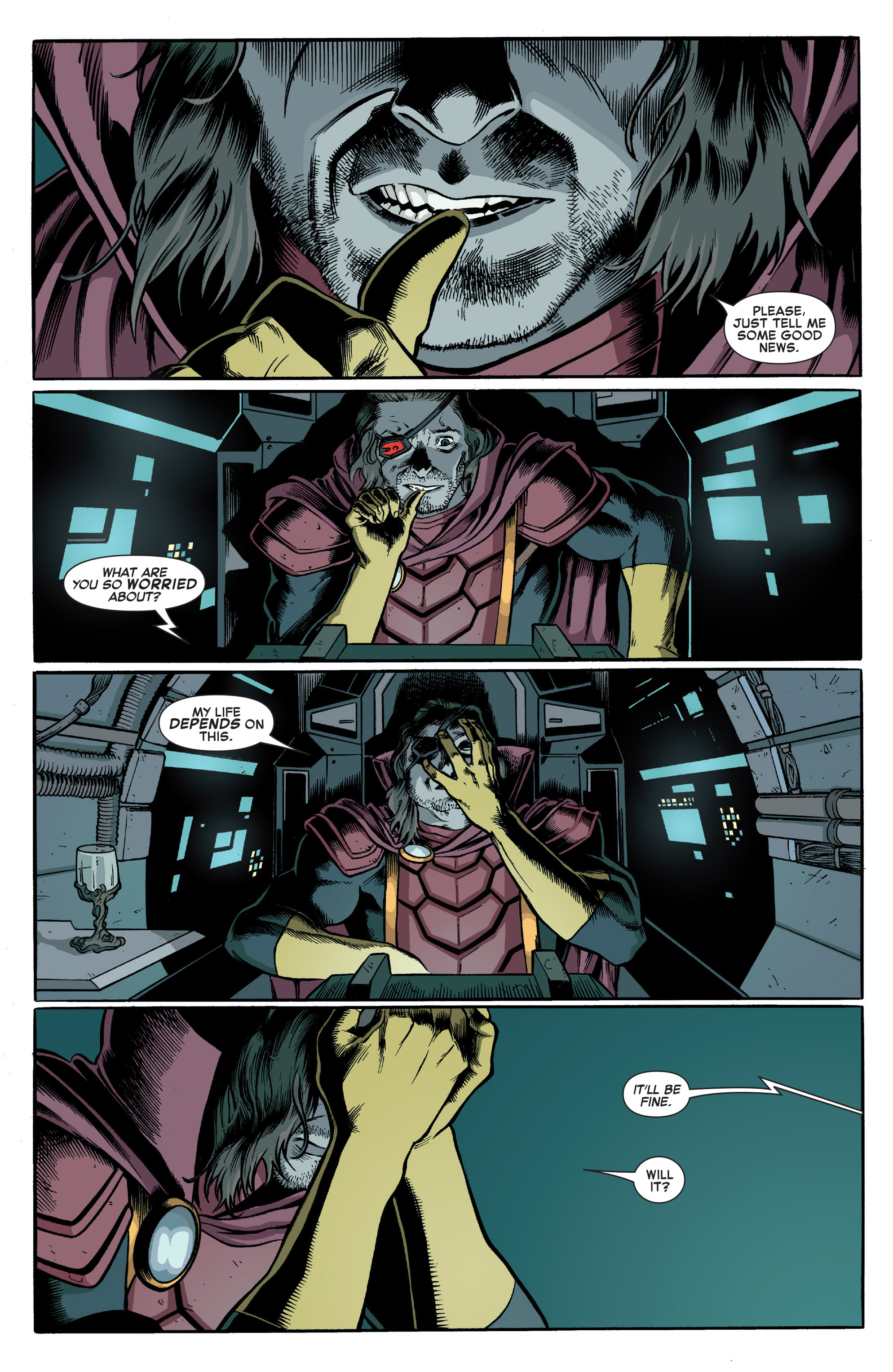 Read online Uncanny X-Men (2013) comic -  Issue # _Special 1 - 3