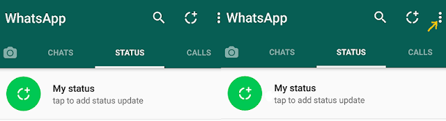ICT Link-Up-How-To-Use-Whatsapp-Status-Menu