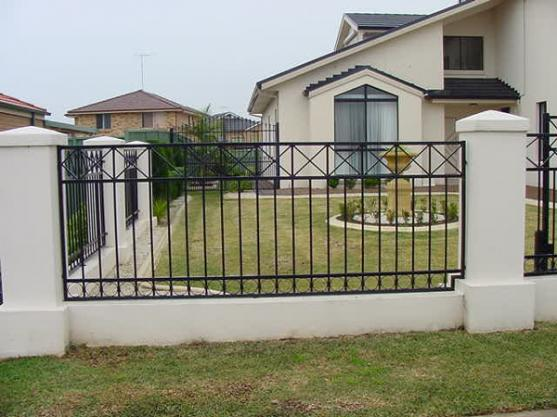 100 PHOTOS OF FENCE DESIGN AND IDEAS FOR YOUR BEAUTIFUL HOUSE ...