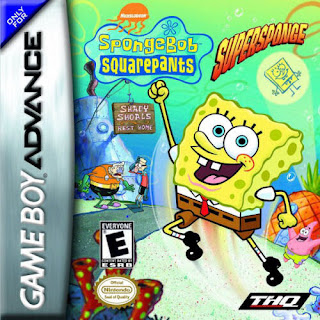 Rom de SpongeBob SquarePants: SuperSponge - GBA - PT-BR - Download