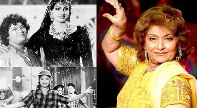 Saroj Khan Died: The Legendary Bollywood Choreographer Passed Away at 71