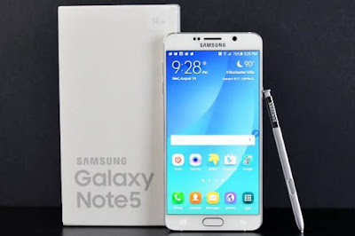 Gambar Samsung Galaxy Note 5