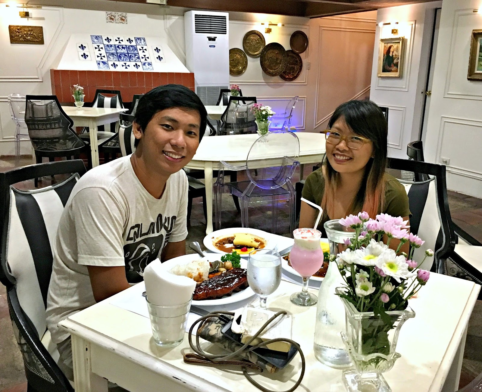 Charito by Bag of Beans dinner date