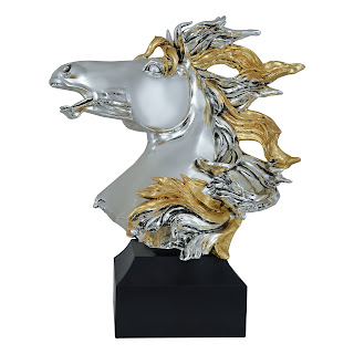HORSE HEAD by Shazé - Rs 52,990