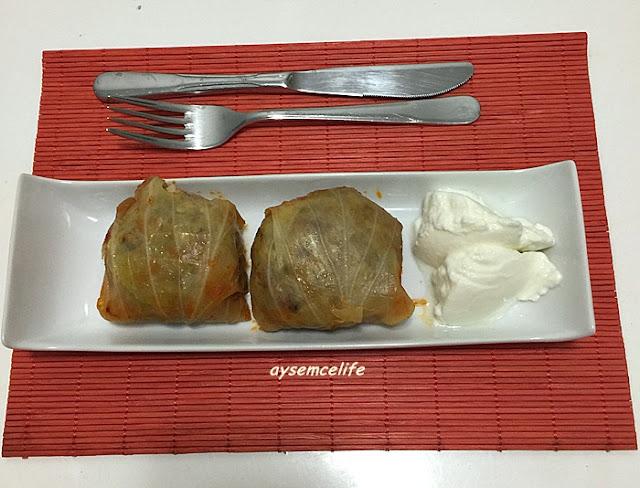 dolma-lahana-yemek