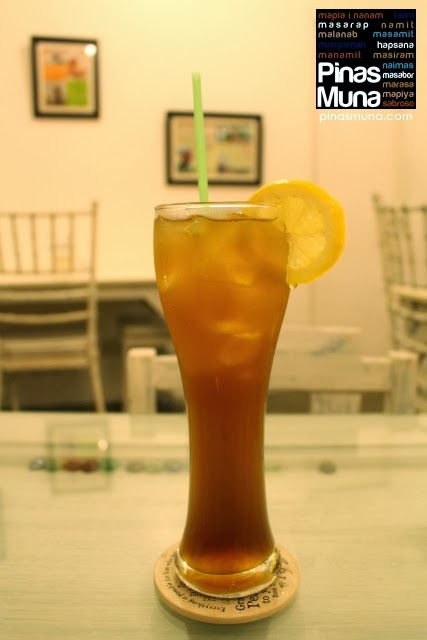 Lemongrass Cooler by Cucina ni Bunso