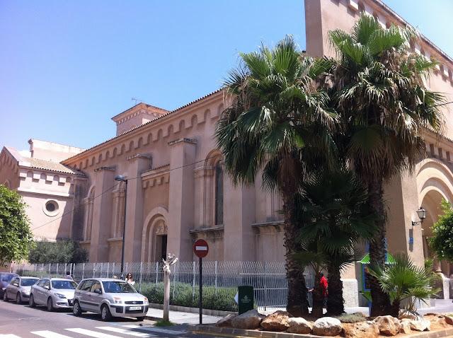 Parroquia de Santa Cruz - Eivissa