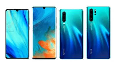 Huawei P30 aur P30 Pro Phone
