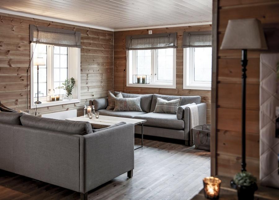 wystrój wnętrz, wnętrza, urządzanie mieszkania, dom, home decor, dekoracje, aranżacje, styl skandynawski, scandinavian style, drewniany domek, drewno, salon