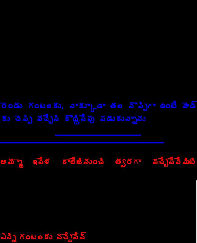 Telugu sex stories akka tammudu dengulata