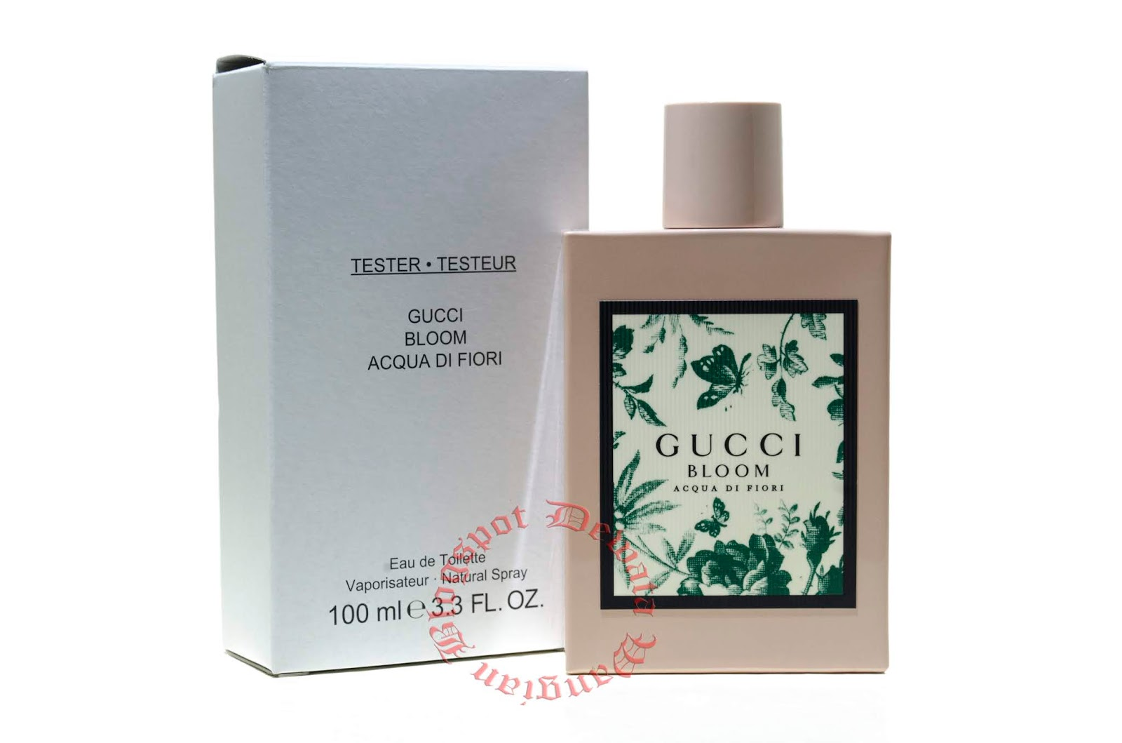 Wangianperfume Cosmetic Original Terbaik Gucci Bloom Aqua Di