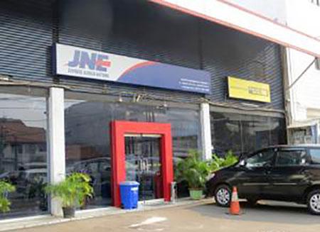 Telepon & Lokasi Kantor Cabang JNE Jakarta Pusat