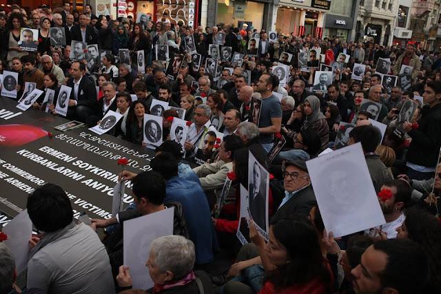 Η Ευρώπη ενάντια στις γενοκτονίες και στους αρνητές της Ιστορίας