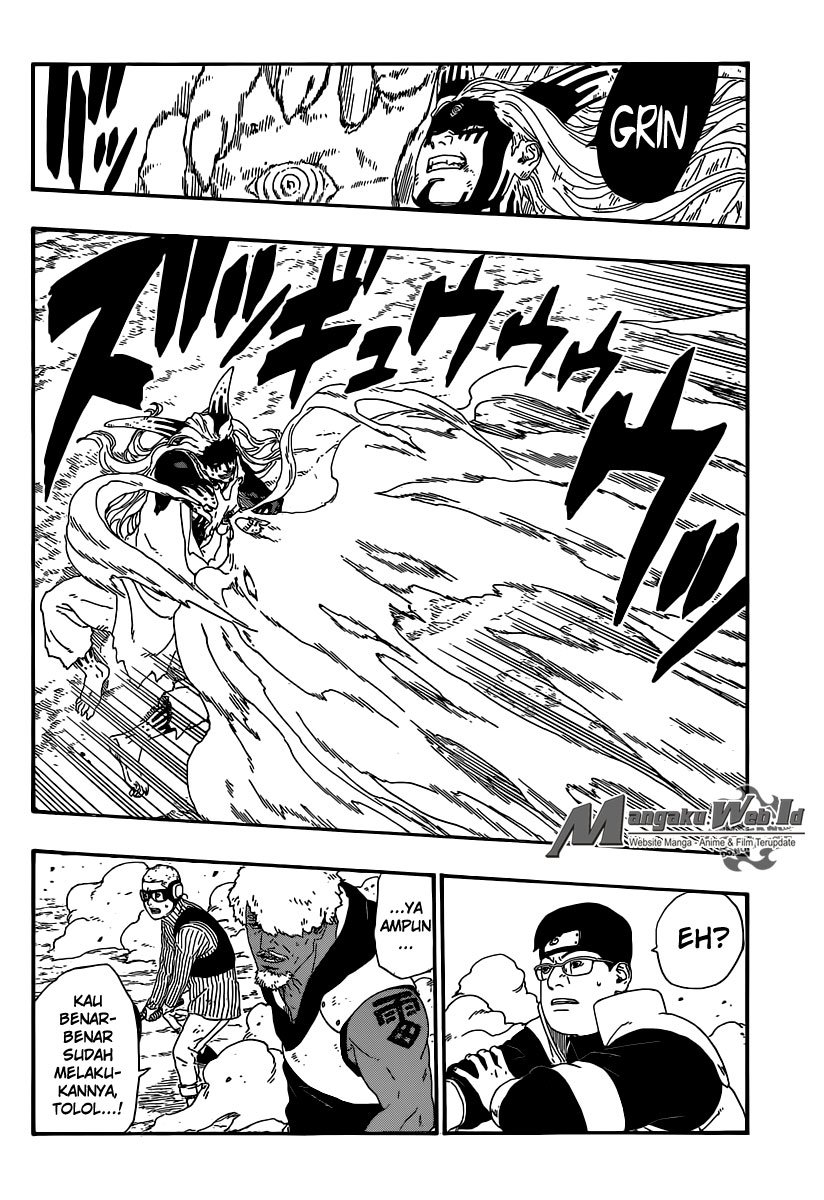 Baca Manga Boruto Chapter 8 Bahasa Indonesia