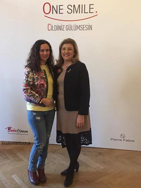 Cildiniz Gülümsesin projesi, Avene Türkiye