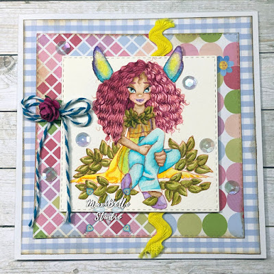 Krista Smith Art Lovely Fairy