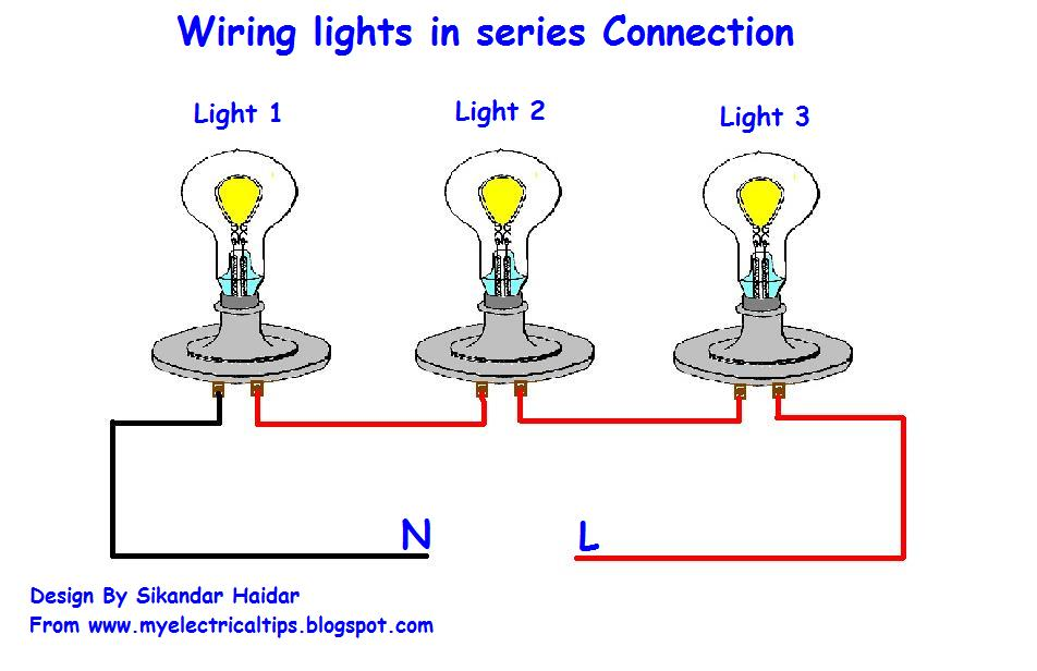 Wiring Diagram For 3 Wire Christmas Lights – The Wiring Diagram