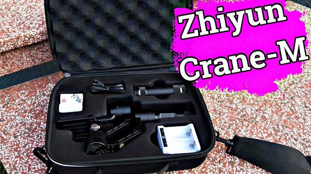 Gimbal Zhiyun Crane-M