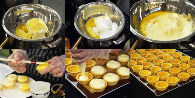 Step-By-Step Baking Demonstration