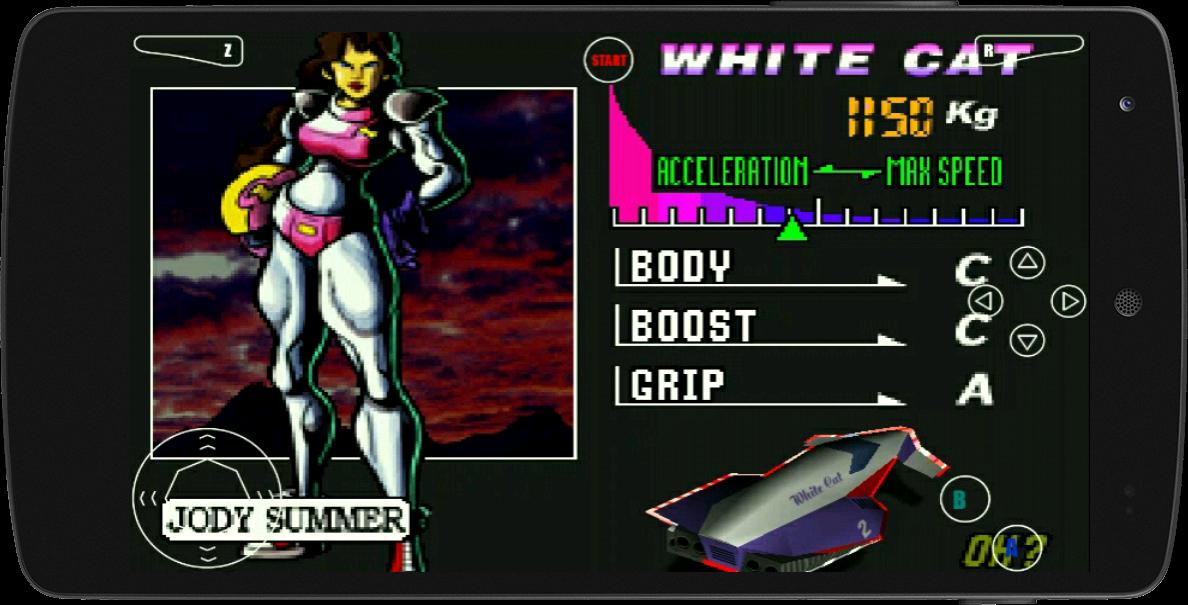 F-Zero X | Android | N64
