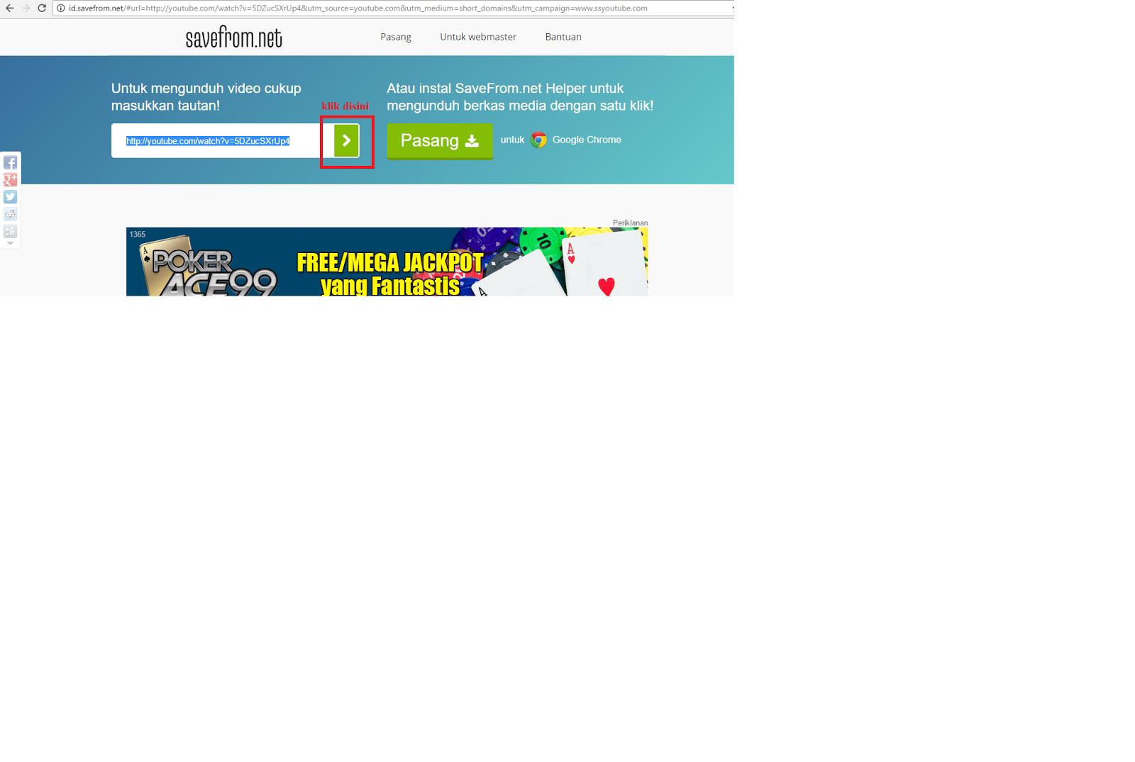 Cara Download Video Youtube Di Laptop Tanpa Software