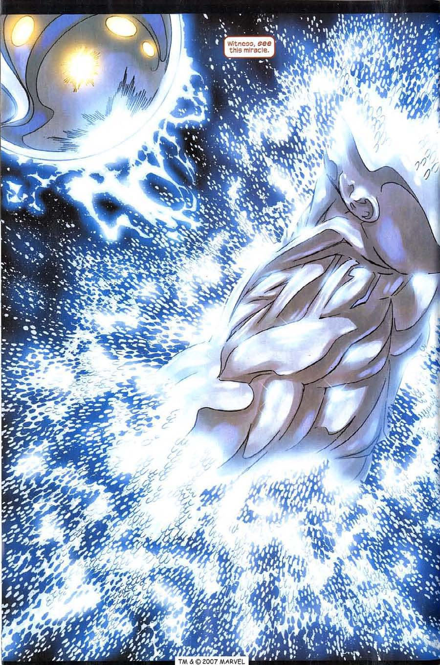 Read online Silver Surfer (2003) comic -  Issue #14 - 6