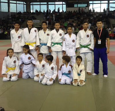 Agremiações registrenses classificam 8 judocas para a fase final do Campeonato Paulista de Aspirantes