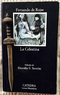 Portada del libro La Celestina, de Fernando de Rojas