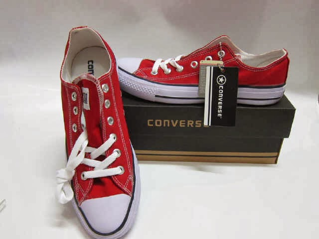 MODS SHOP: CONVERSE ALL STAR LOW