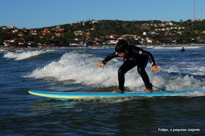 aula de surfe