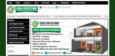 Griya Propertindo Desain Rumah Minimalis