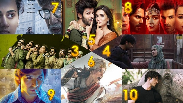 First Quarter has seen one Blockbuster in Uri - The Surgical Strike and a five Hits with Total Dhamaal, Kesari, Gully Boy, Luka Chuppi and Badla.