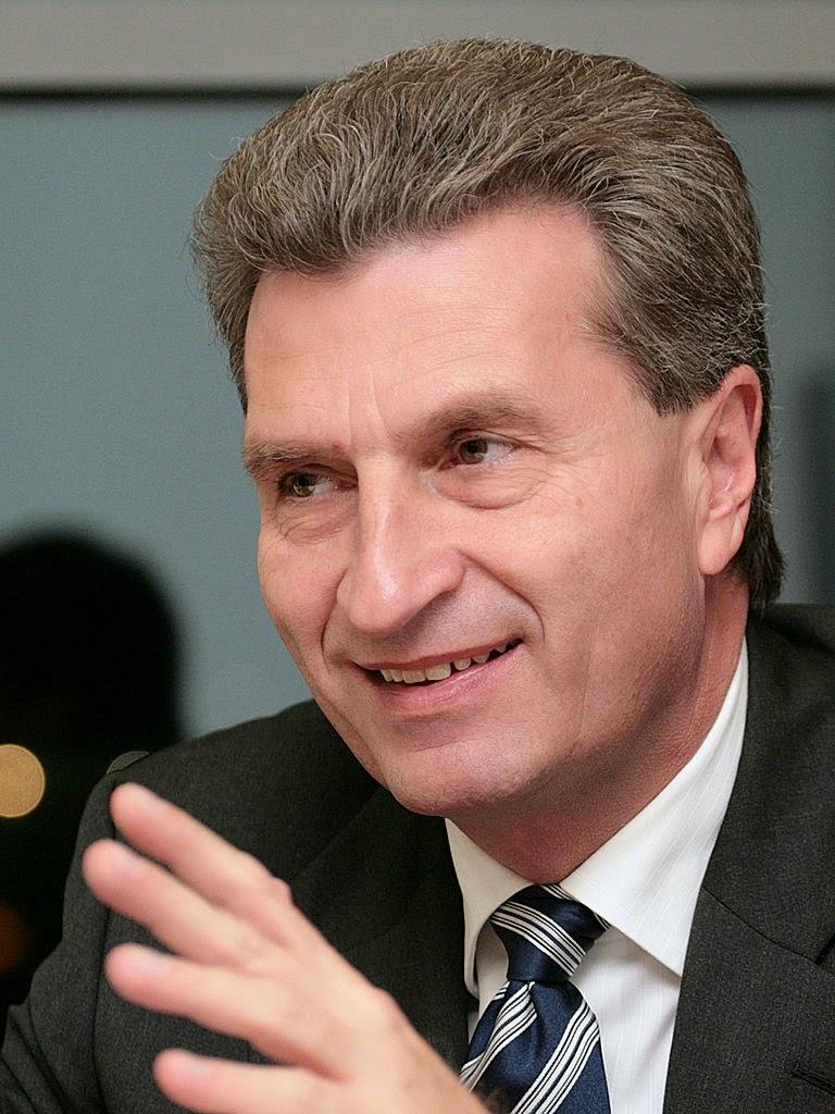 günther oettinger rede englisch