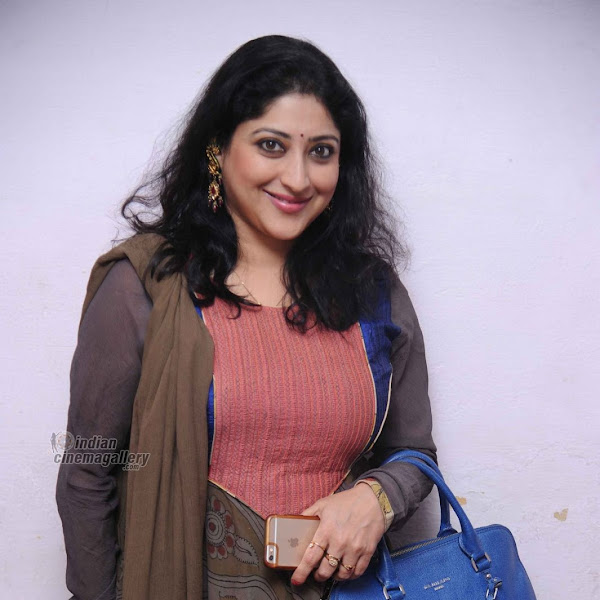 Lakshmi Gopalaswamy latest photos from Allama Movie Press Meet