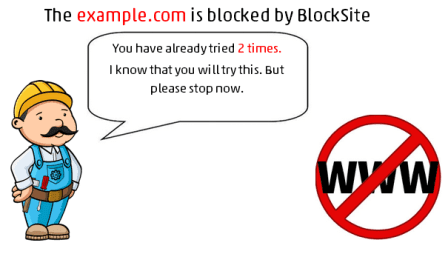 block websites on Google chrome browser